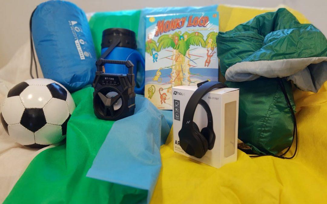 Festejemos en familia el Día del Niño: proponemos varios entretenimientos y habrá muchos premios