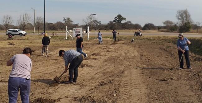 Hoy plantaremos árboles y los niños del Jardín de Infantes serán los protagonistas centrales