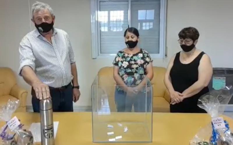 112° aniversario de Falucho: entregaron premios de los concursos